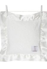 Little Giraffe Chenille Pillow White