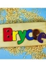 Cubbyhole Toys Name Board
