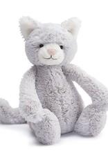 Jelly Cat Bashful Grey Kitty