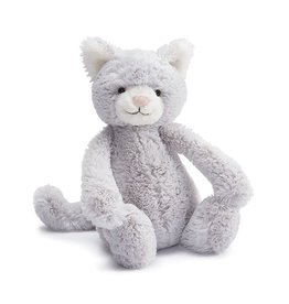 Jelly Cat Bashful Grey Kitty