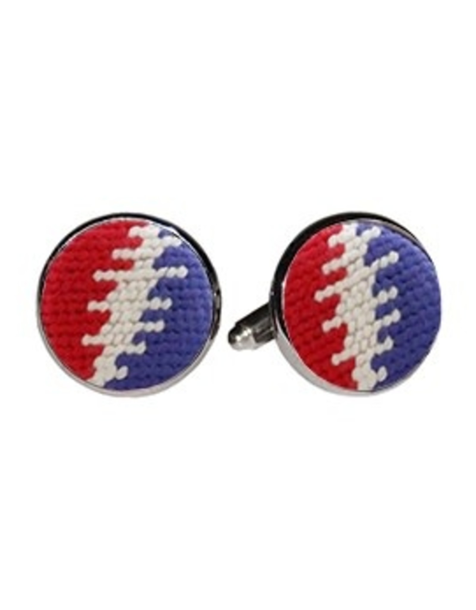 Smather's & Branson Cuff links Steal Your Face