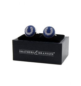 Smather's & Branson Cuff links Horseshoe