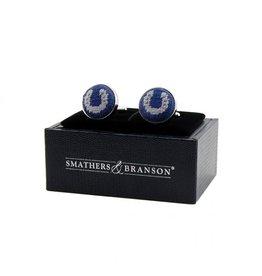 Smather's & Branson Cuff links Horseshoe