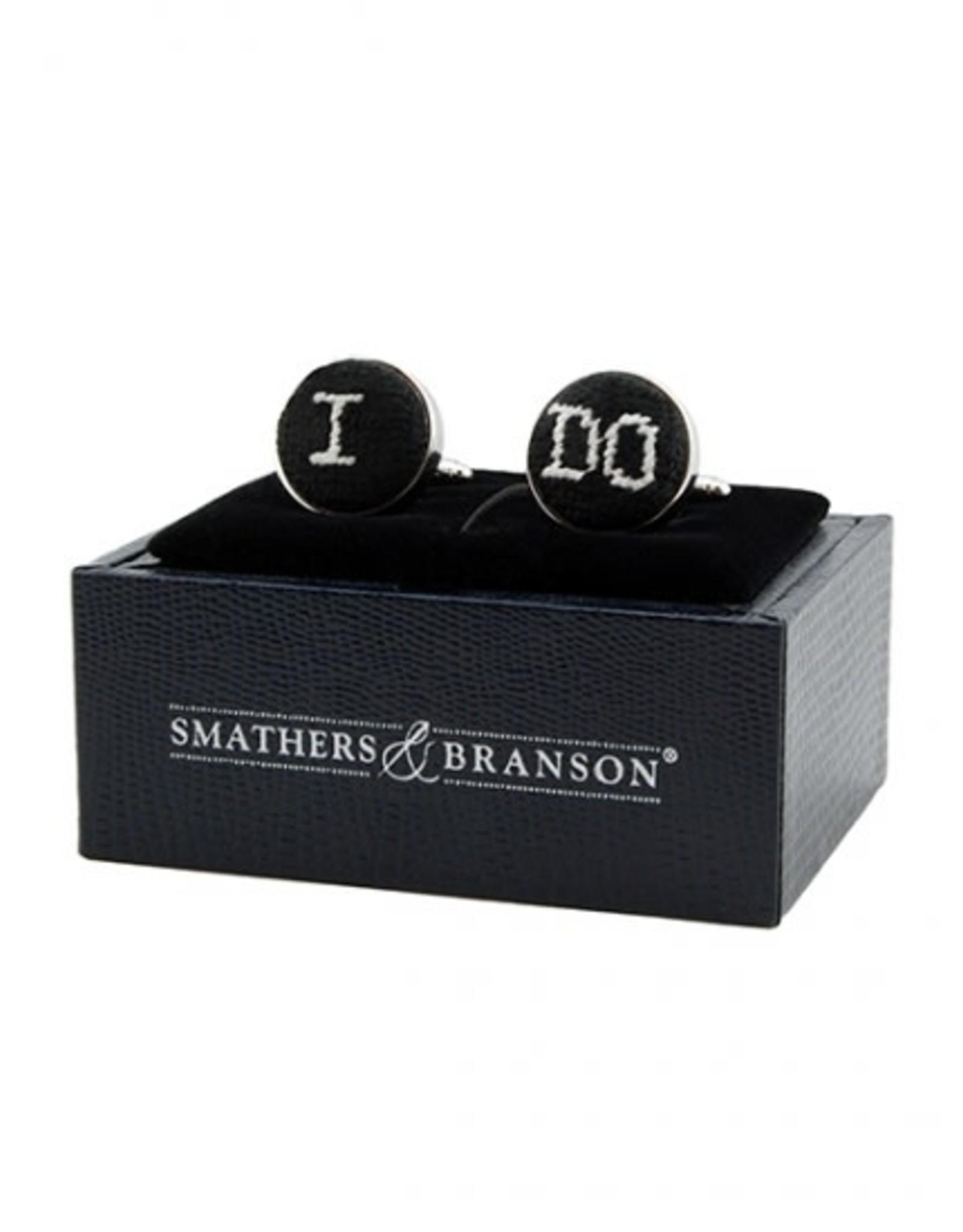 Smather's & Branson Cuff links I DO