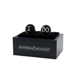 Smather's & Branson Cuff links I DO