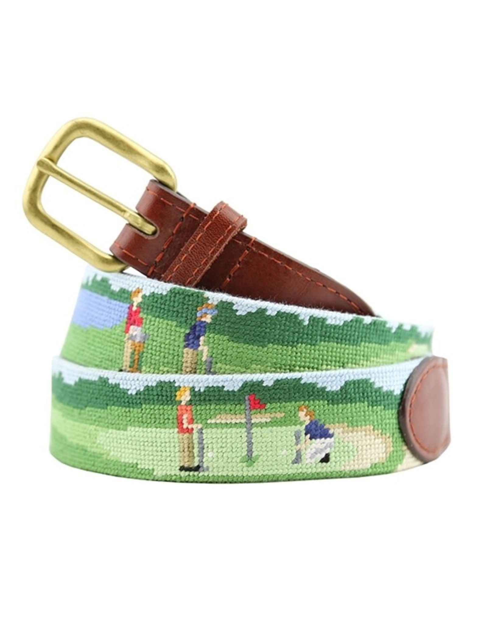 Smather's & Branson Belt On the Links