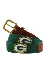 Smather's & Branson Belt Green Bay Packers