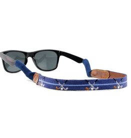 Smather's & Branson Sunglass Strap Crossed clubs