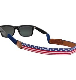 Smather's & Branson Sunglass Strap Old Glory