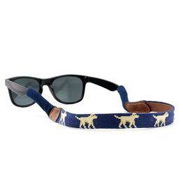 Smather's & Branson Sunglass Strap Yellow Lab