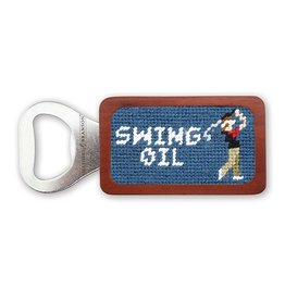 Smather's & Branson Bottle Opener Swing Oil