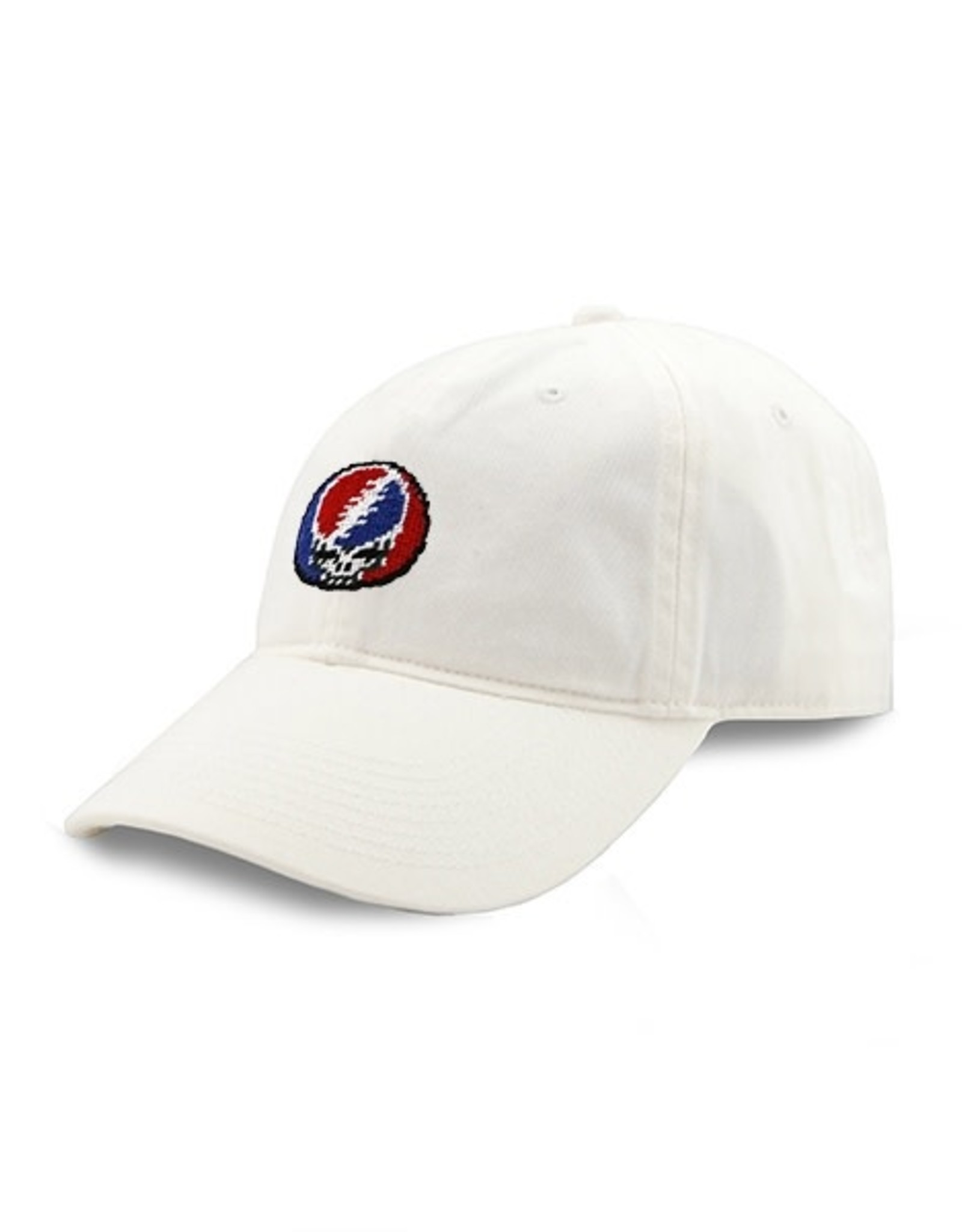 Smather's & Branson Hat Steal Your Face on White