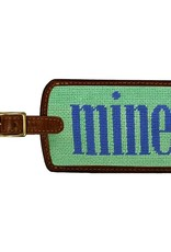 Smather's & Branson Luggage Tag Mine