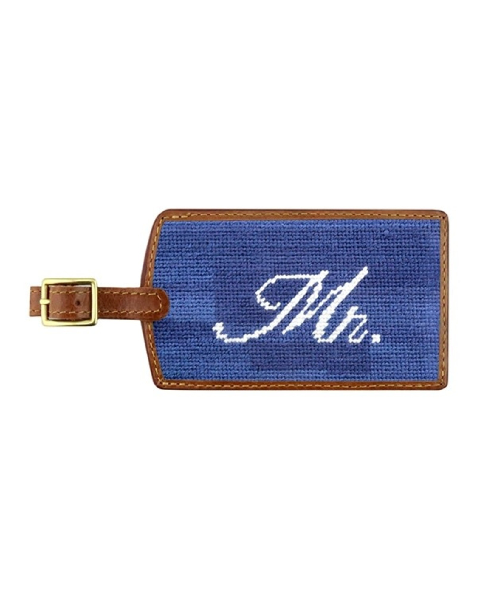 Smather's & Branson Luggage Tag Mr.