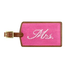Smather's & Branson Luggage Tag Mrs.