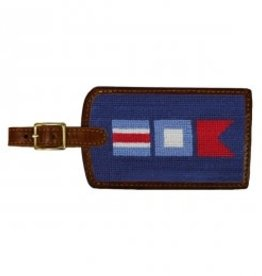 Smather's & Branson Luggage Tag Nautical Flag