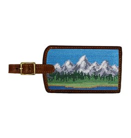 Smather's & Branson Luggage Tag Tetons