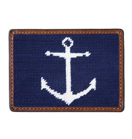 Smather's & Branson Card Wallet Anchor