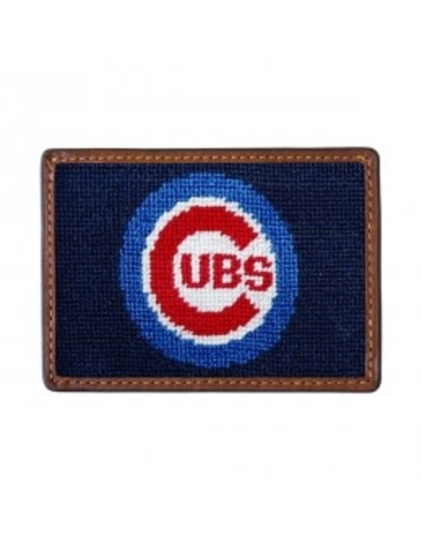 Smather's & Branson Card Wallet Cubs