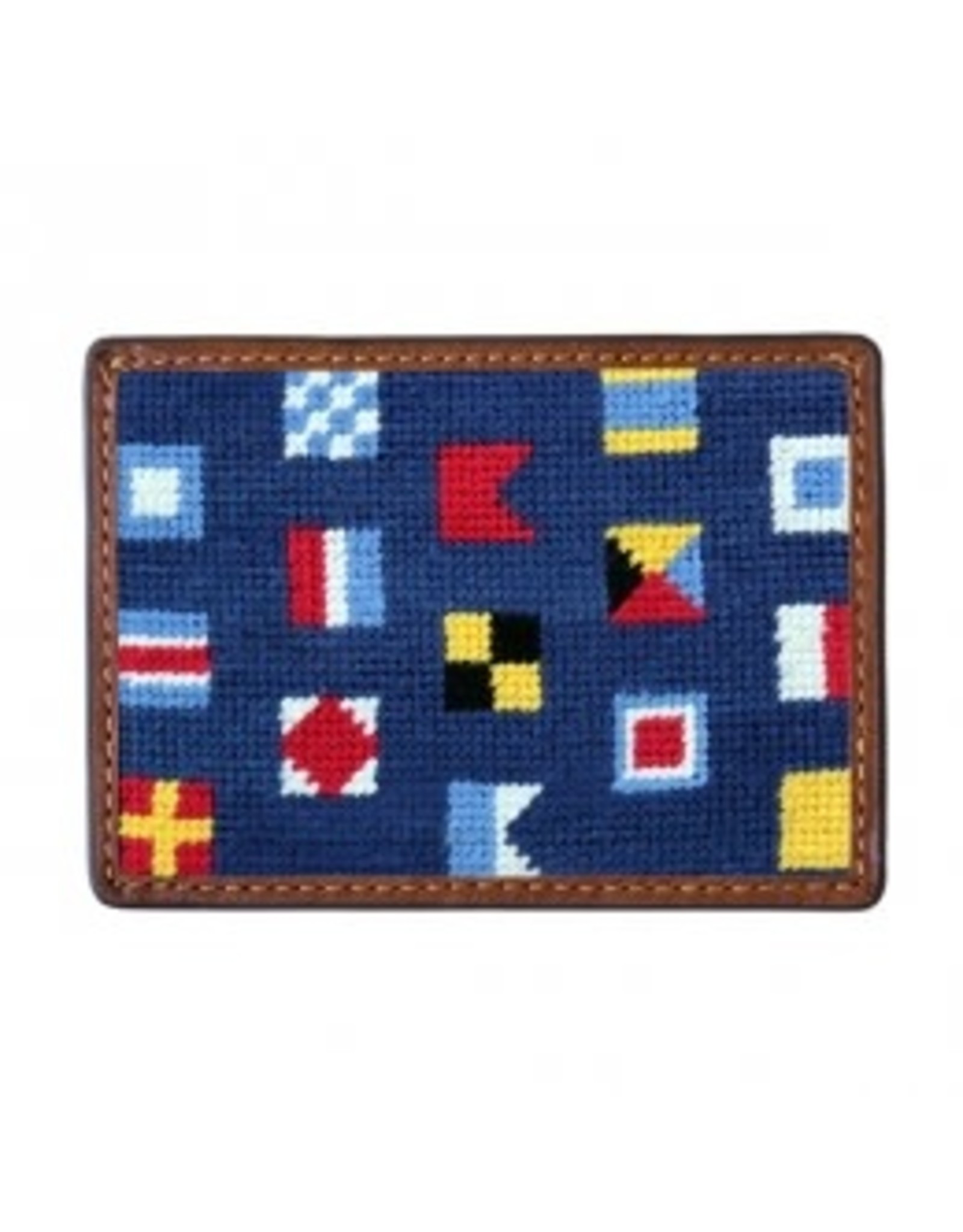 Smather's & Branson Card Wallet Mixed Signals