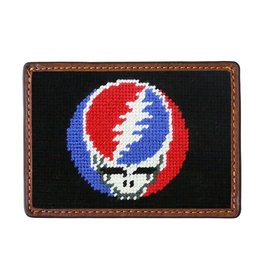 Smather's & Branson Card Wallet Steal Your Face