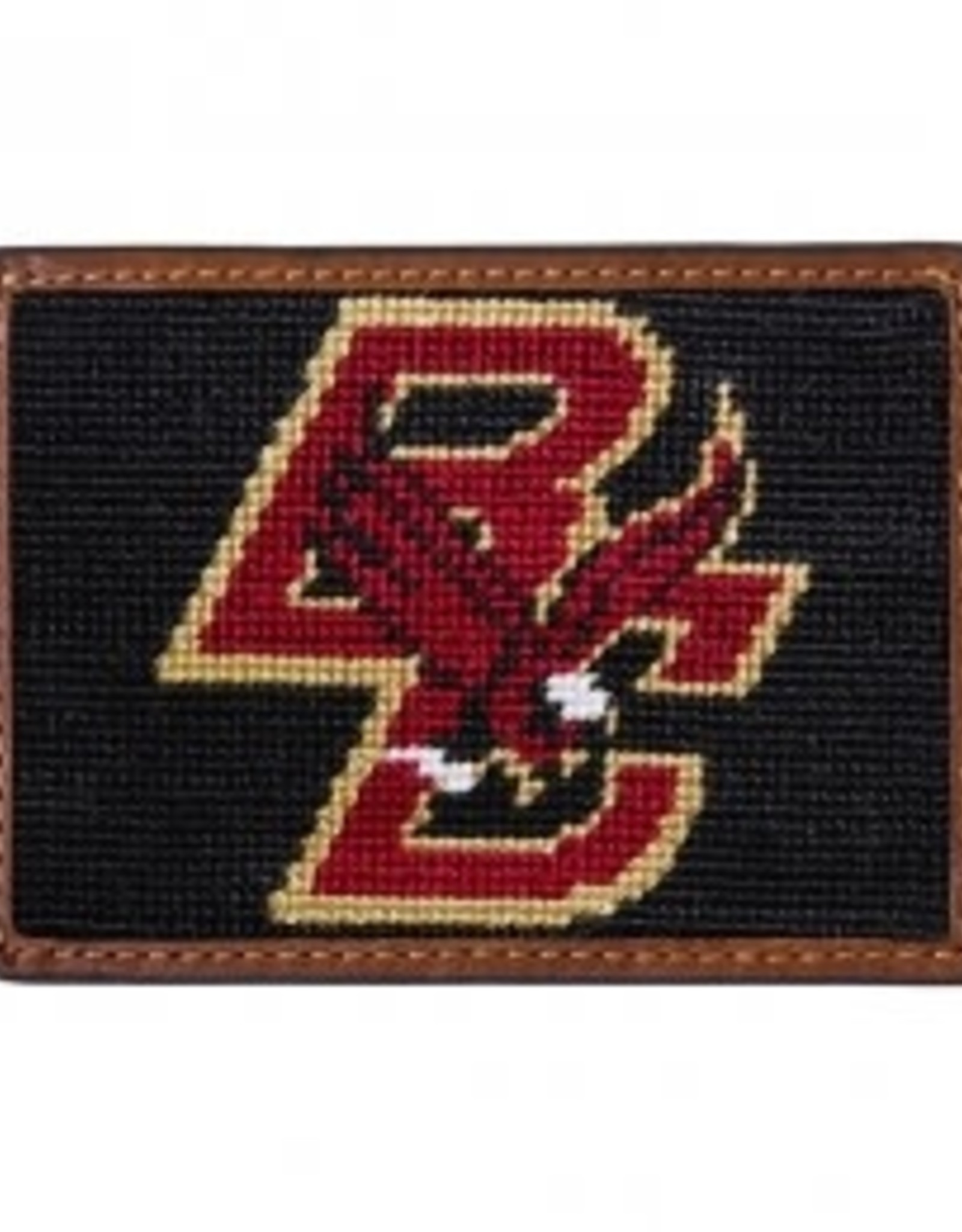 Smather's & Branson Card Wallet Boston College
