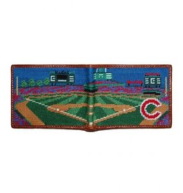 Smather's & Branson Wallet Wrigley Field Cubs