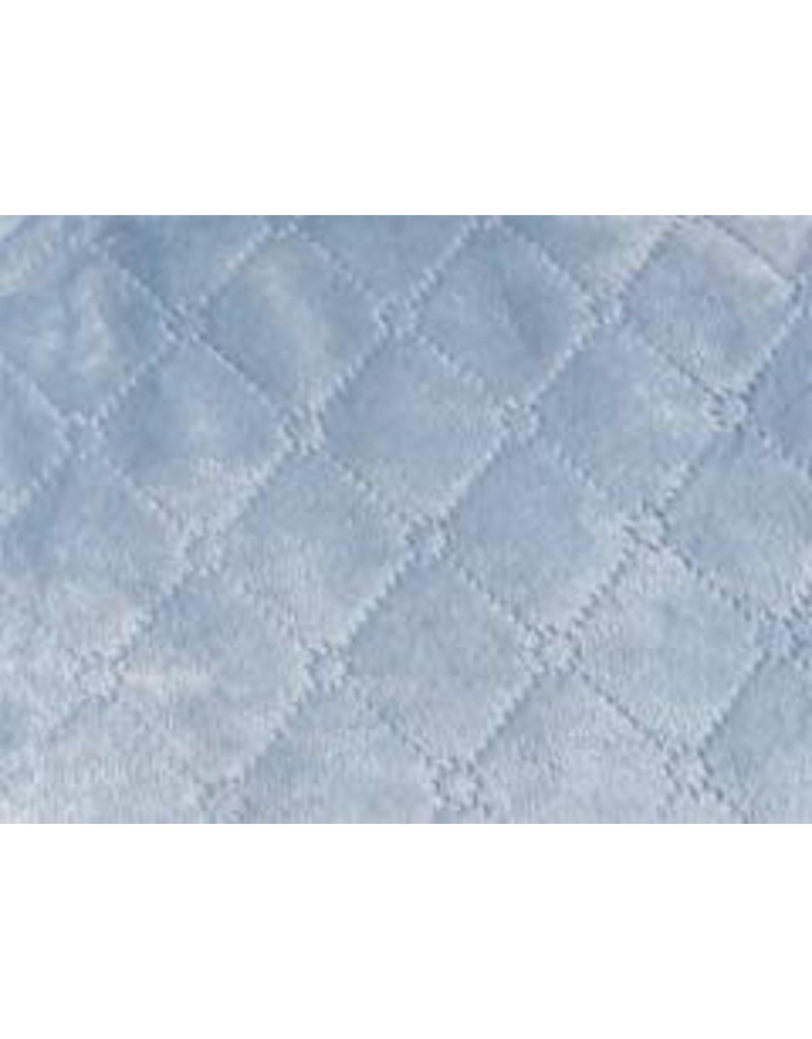A Soft Idea Single Face Plush Blanket Blue