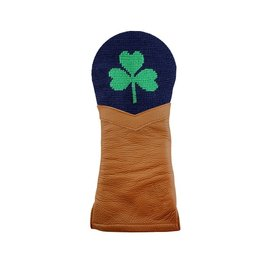Smather's & Branson Fairway Driver Cover Shamrock