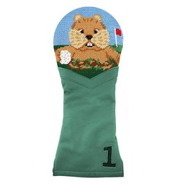 Smather's & Branson Head Cover Gopher