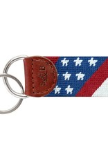 Smather's & Branson Key Fob Star Spangled Banner