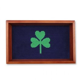 Smather's & Branson Valet Tray Shamrock