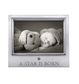 Mariposa A Star is Born Signature Frame 4x6
