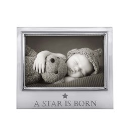 Mariposa A Star is Born Signature Frame 4x6