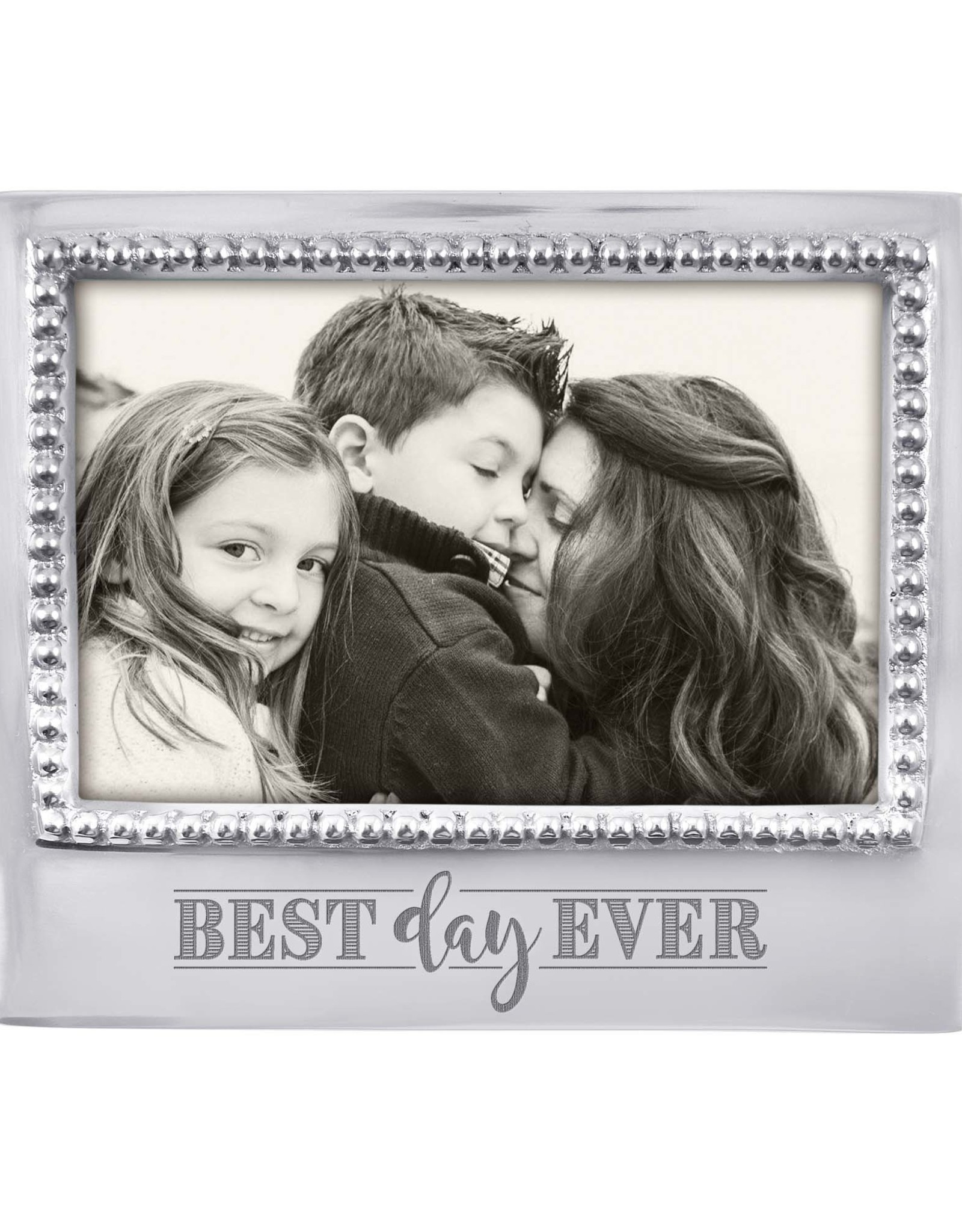 Mariposa Best Day Ever 4x6 Frame