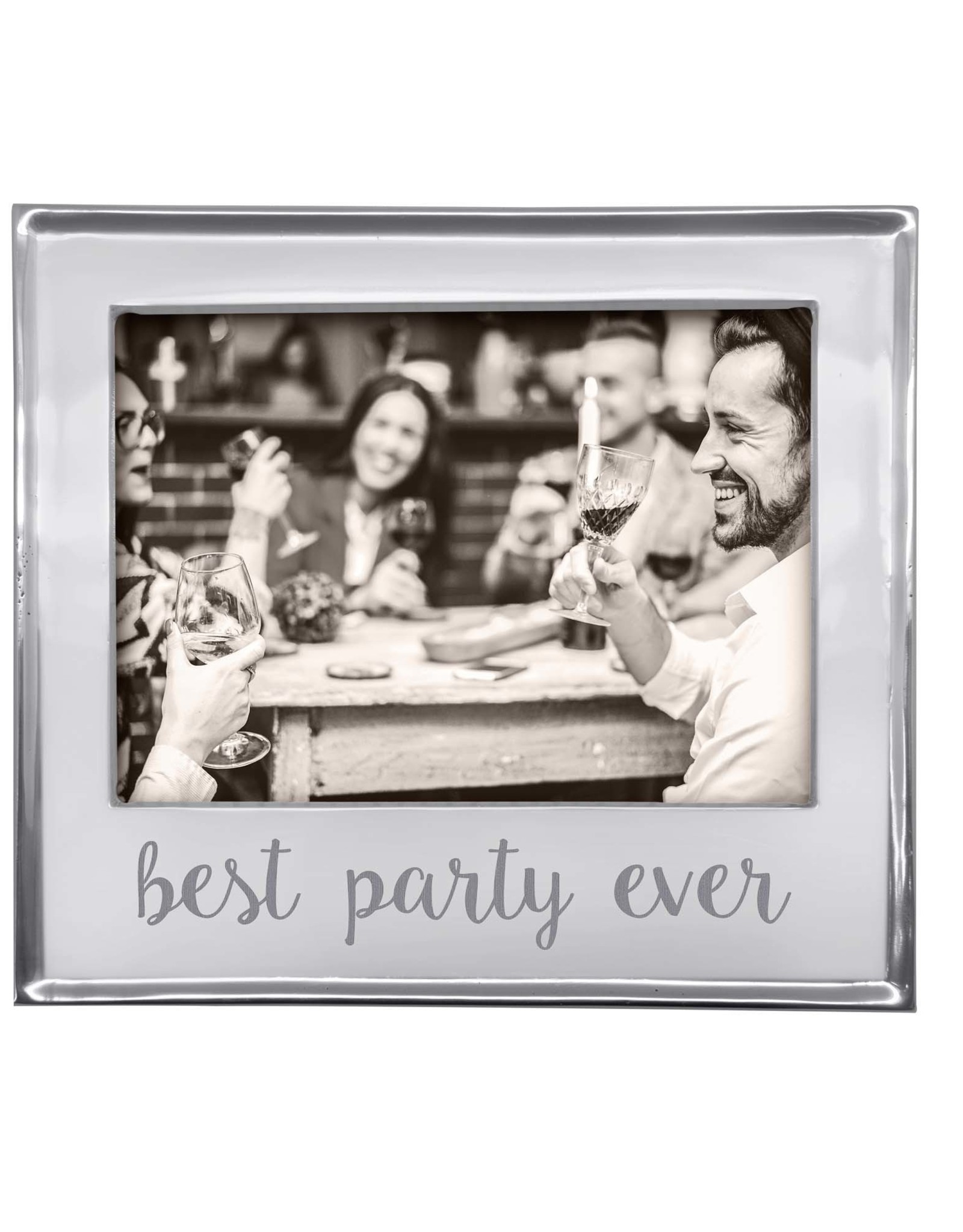 Mariposa Best Party ever Frame 5x7