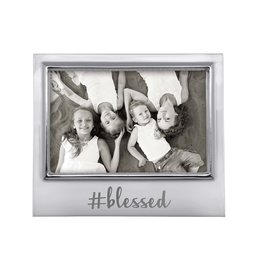 Mariposa Blessed 4x6 frame