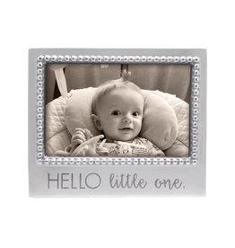 Mariposa Frame 4x6 Hello Little One