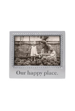 Mariposa Our Happy Place Frame 4x6