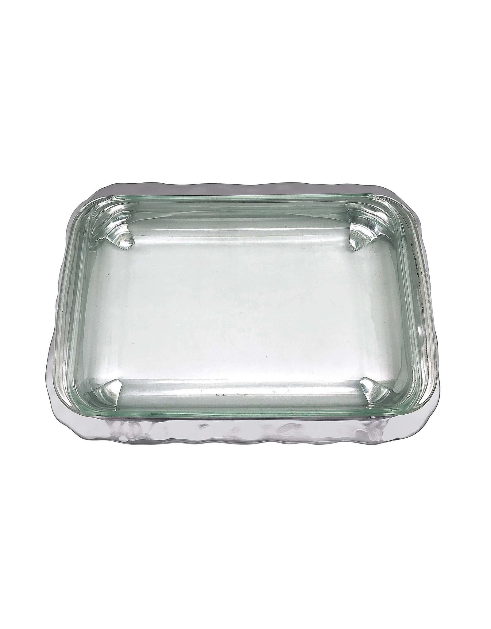 Mariposa Shimmer Oblong Casserole Dish