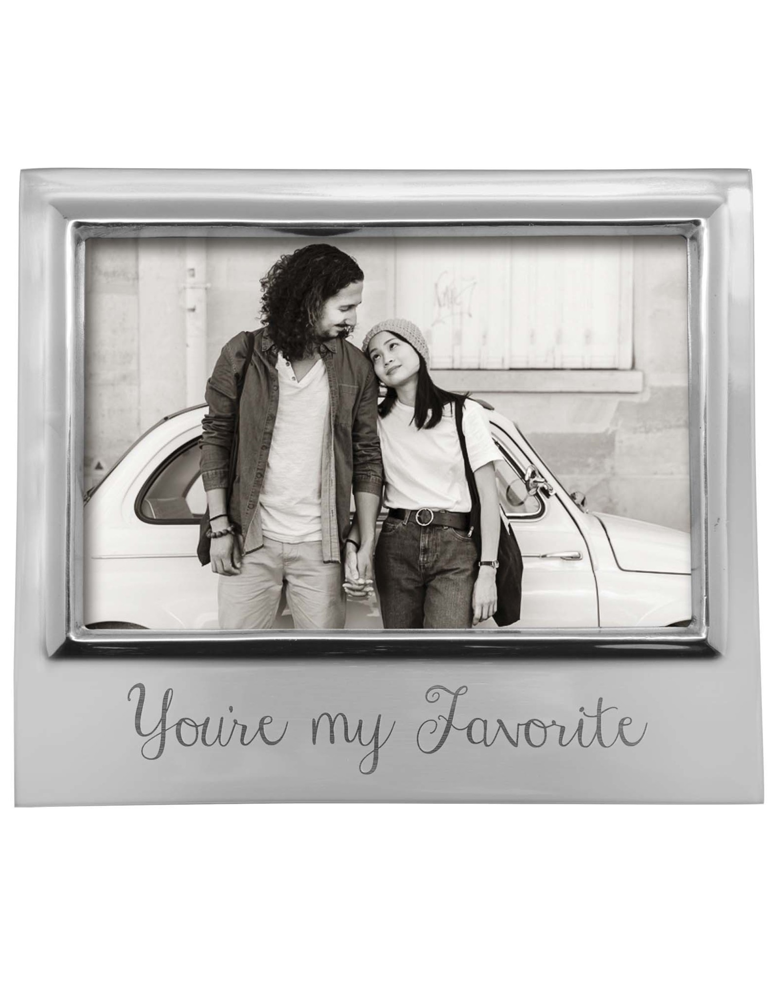 Mariposa You're My Favorite Frame 4x6