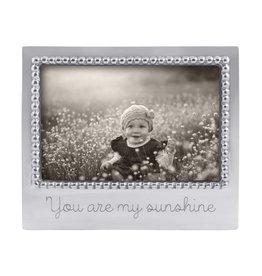 Mariposa You are my Sunshine Frame