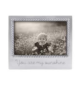Mariposa You are my Sunshine Frame