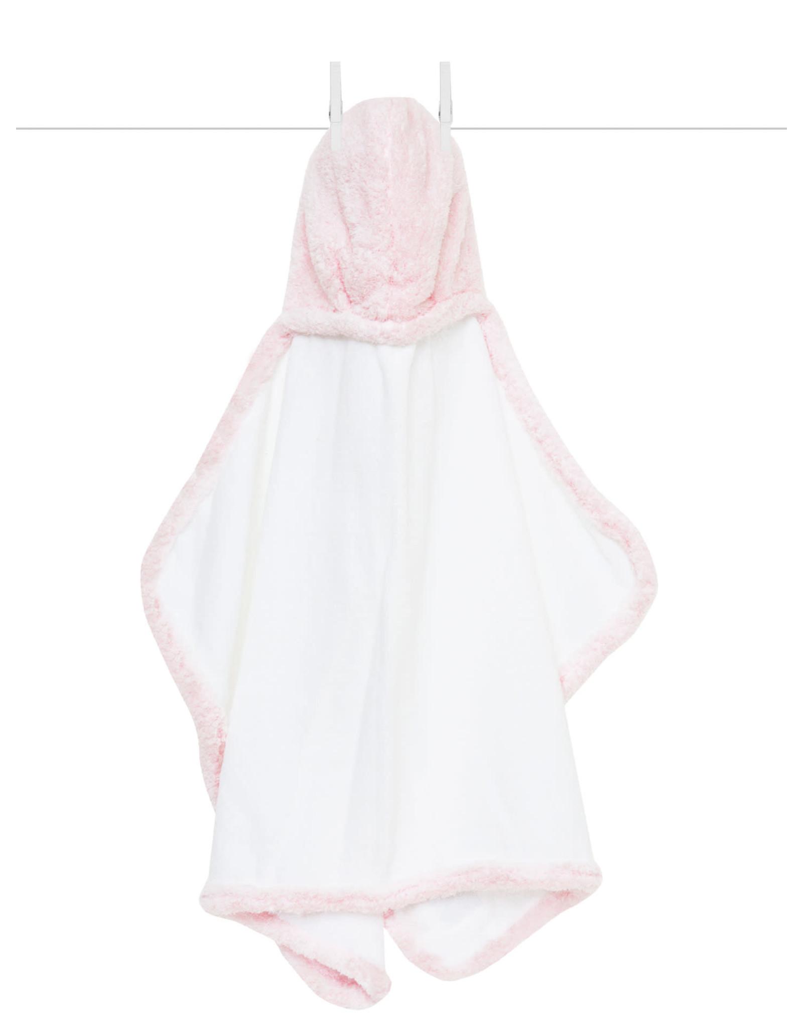 Little Giraffe Luxe Hooded Towel Pink