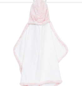 Little Giraffe Luxe Hooded Towel Pink