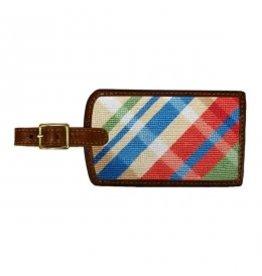 Smather's & Branson Luggage Tag Madras