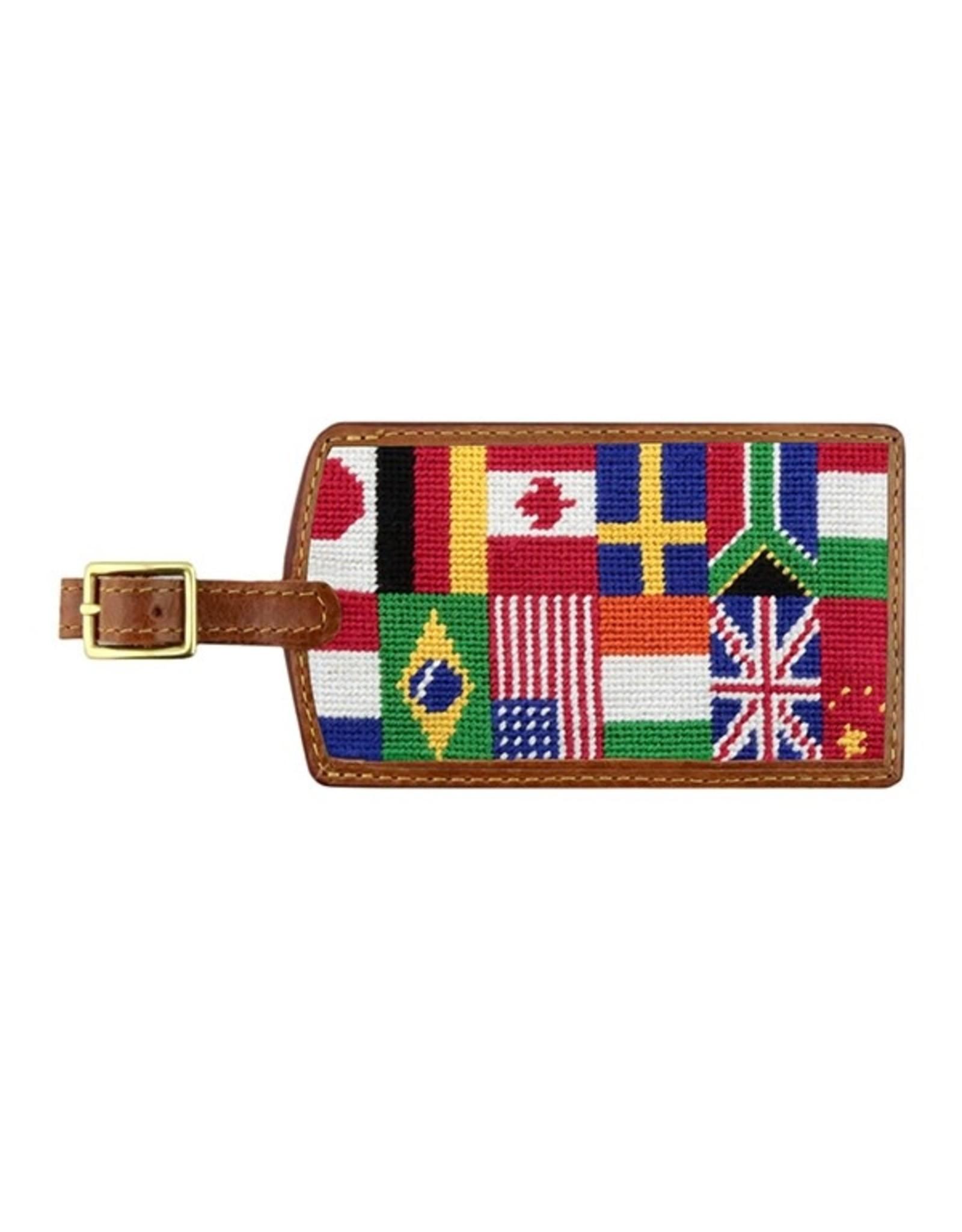 Smather's & Branson Luggage Tag World Traveler
