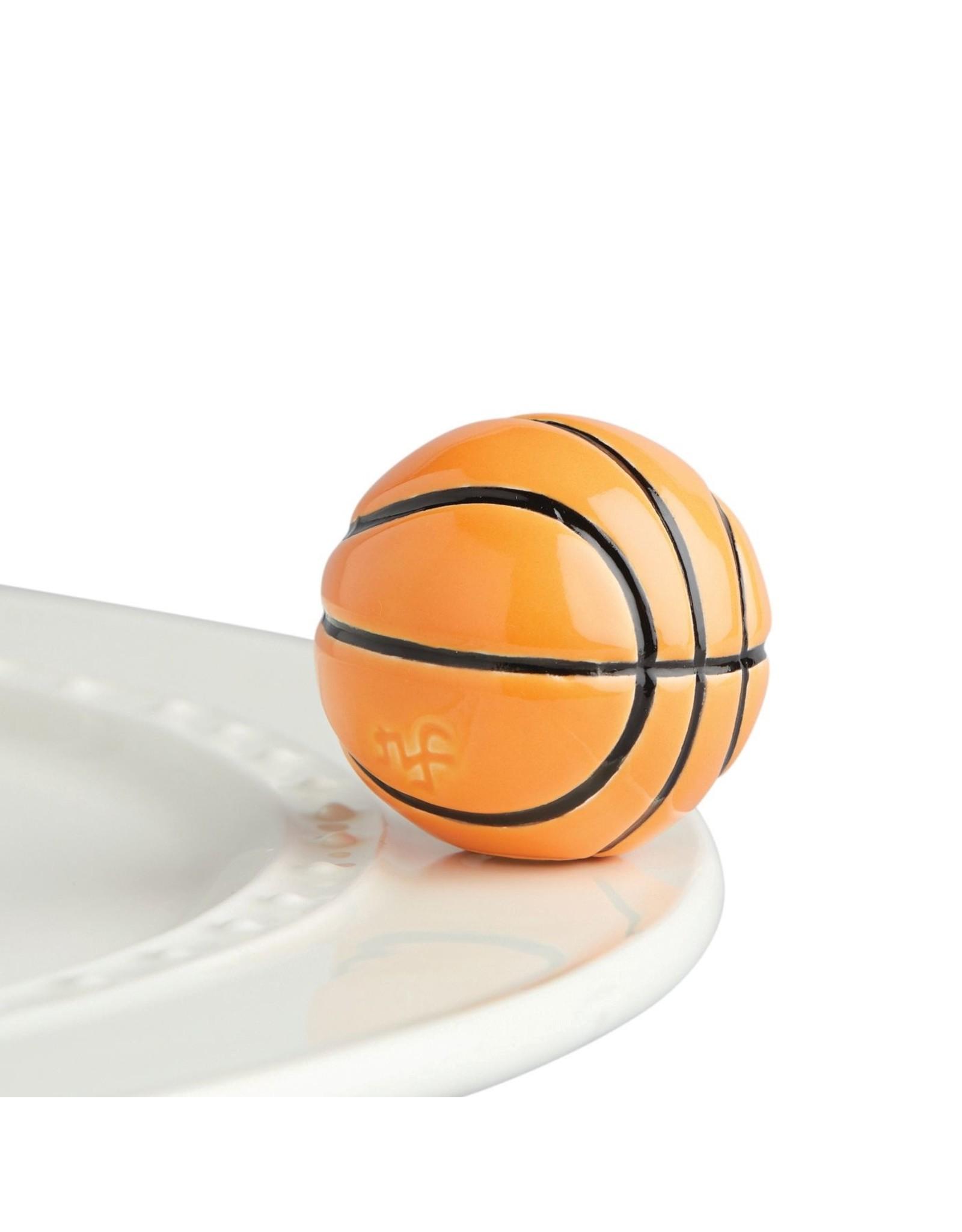 Nora Fleming Mini Basketball