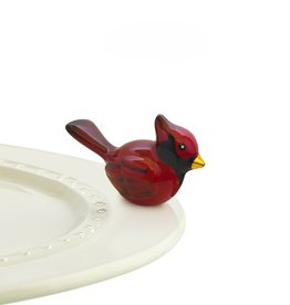 Nora Fleming Mini Cardinal