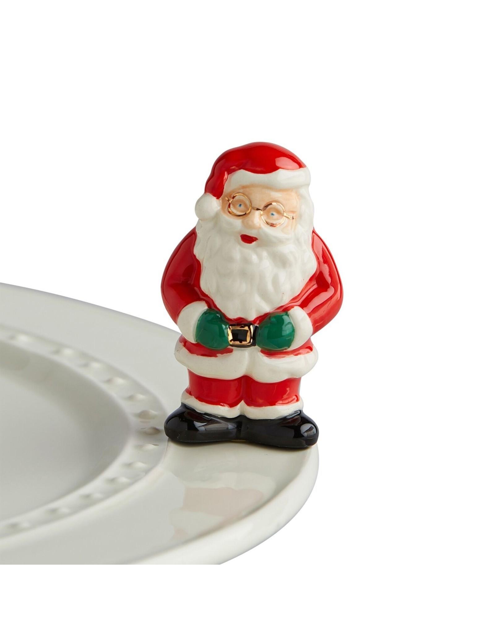 Nora Fleming Mini Father Xmas Santa